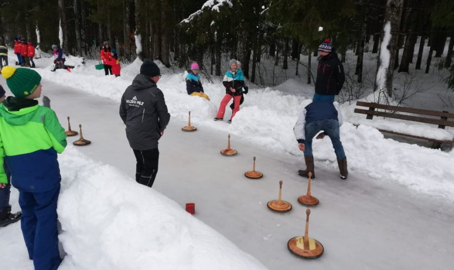 Eisstockturnier der Feuerwehr-Jugend